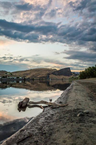 Lewiston Photograph - Walk To The Rock by Brad Stinson