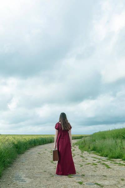 Wall Art - Photograph - Walking Away by Joana Kruse