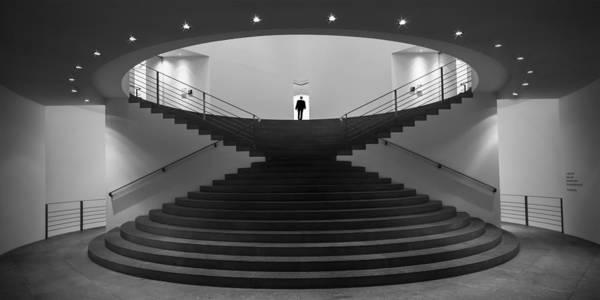 Lisa Photograph - Walking In Circles by Margit Lisa Roeder