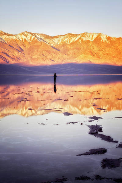Wall Art - Photograph - Walking On Water by Nicki Frates
