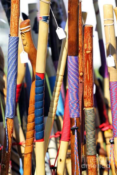 Photograph - Walking Sticks by Jennifer Robin