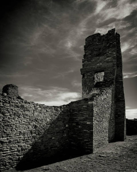 Wall Art - Photograph - Wall And Tower by Joseph Smith