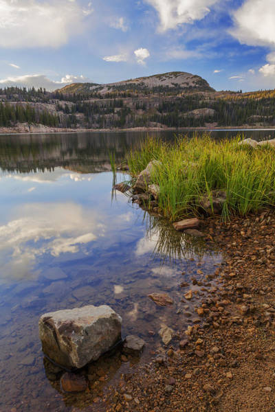 Wall Art - Photograph - Wall Lake by Chad Dutson