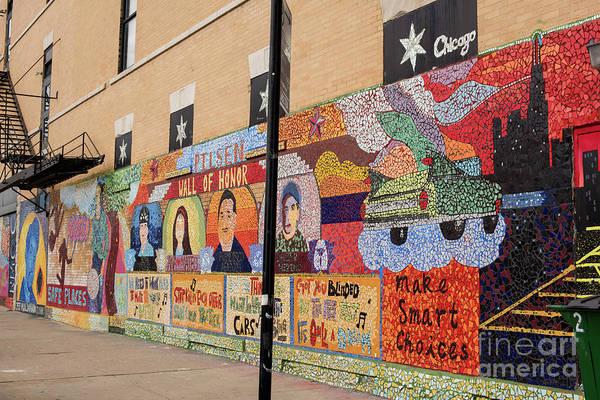 Wall Art - Photograph - Wall Of Honor by Juli Scalzi