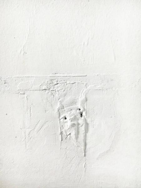 Wall Art - Photograph - Wall Plaster Detail by Tom Gowanlock