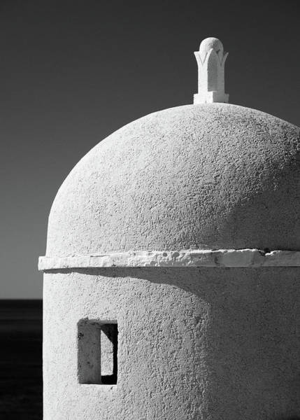 Minarets Photograph - Wall Turret by Dave Bowman