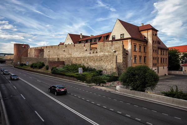 Bratislava Photograph - Walled Old Town Of Bratislava by Artur Bogacki