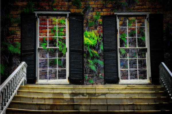 Photograph - Walled Up Windows by Harry Spitz