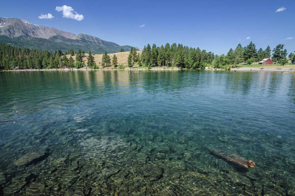 Photograph - Wallowa Lake No.3 by Margaret Pitcher