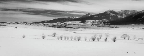 Wall Art - Photograph - Wallowa Mountains by Cat Connor