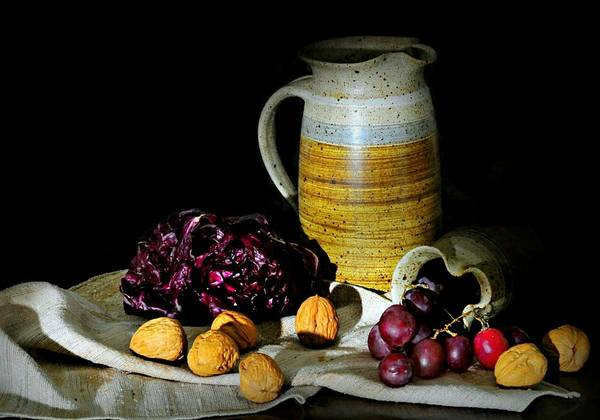 Wall Art - Photograph - After The Harvest by Diana Angstadt