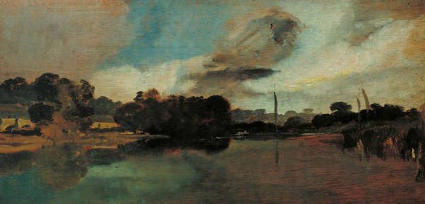 Painting - Walton Reach by Joseph Mallord William Turner