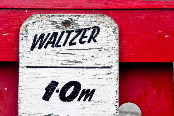 Wall Art - Photograph - Waltzer Height Limit by Tom Gowanlock
