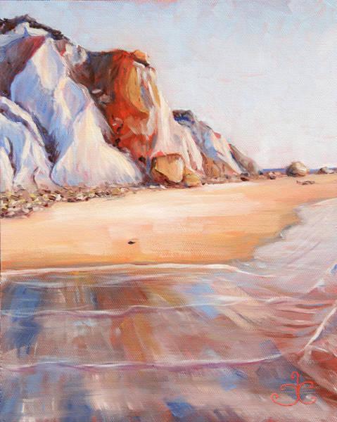 Painting - Wampanoag by Trina Teele