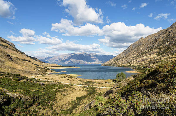 Photograph - Wanaka In New Zealand by Didier Marti