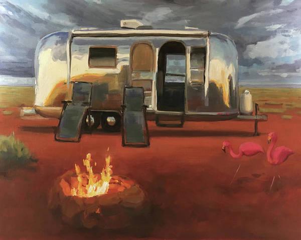 Painting - Wanderlust by Elizabeth Jose