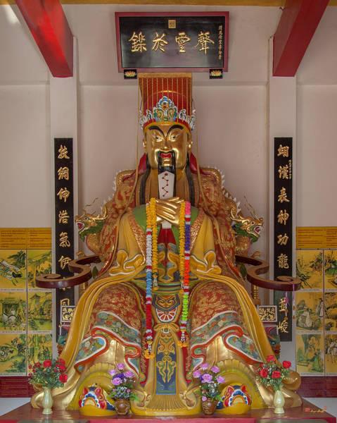 Photograph - Wang Sam Sien Guan Yu Shrine Dthcb0050 by Gerry Gantt