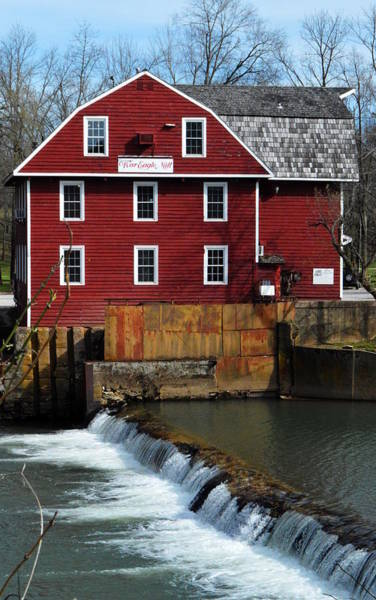 Photograph - War Eagle Mill by W And F Kreations