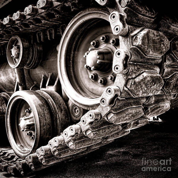 Wall Art - Photograph - War Machine by Olivier Le Queinec
