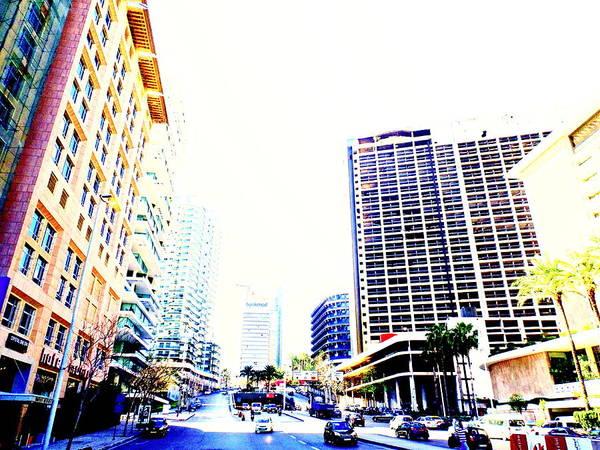 Arte Photograph - War Torn Vs New Beirut by Funkpix Photo Hunter