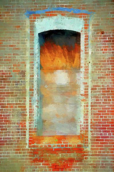 Photograph - Warehouse Fire by Matt Cegelis