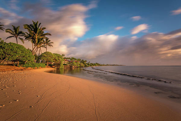 Photograph - Warm Kauai Sunrise by Pierre Leclerc Photography