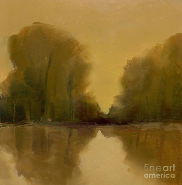 Painting - Warm Morning by Michelle Abrams