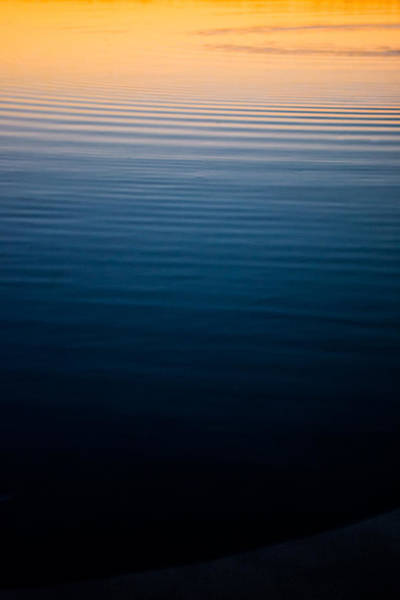Photograph - Warm Ripples by Parker Cunningham