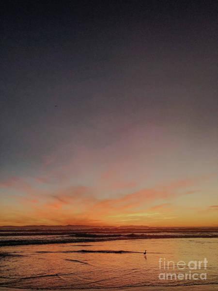 Wall Art - Photograph - Warm Sunset by Holden Parker