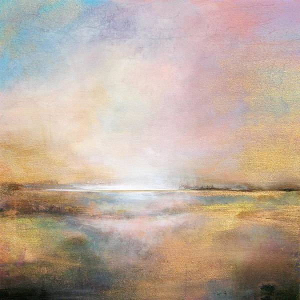 Wall Art - Painting - Warm Surrender by Karen Hale