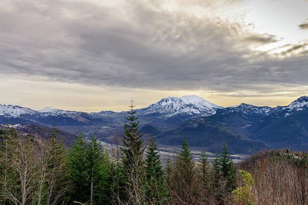 Photograph - Warm Valley by Michael Scott