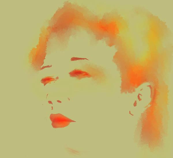 Bodie Digital Art - Warmpth by V Bodie