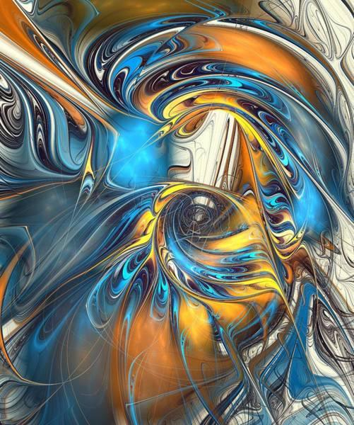 Digital Art - Warp Drive  by Anastasiya Malakhova