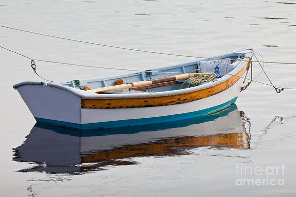 Photograph - Warren Rowboat by Susan Cole Kelly