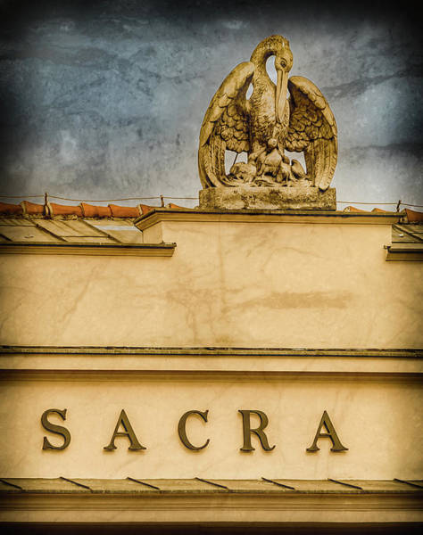Photograph - Warsaw, Poland - Sacra by Mark Forte
