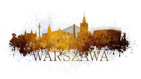 Wall Art - Photograph - Warszawa Poland by Jaroslaw Blaminsky