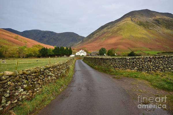Wall Art - Photograph - Wasdale Head by Smart Aviation