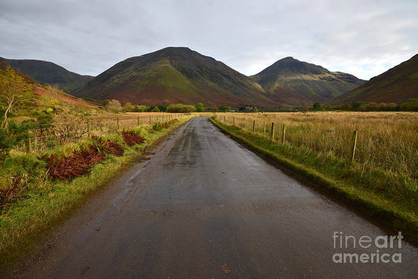 Wall Art - Photograph - Wasdale by Smart Aviation