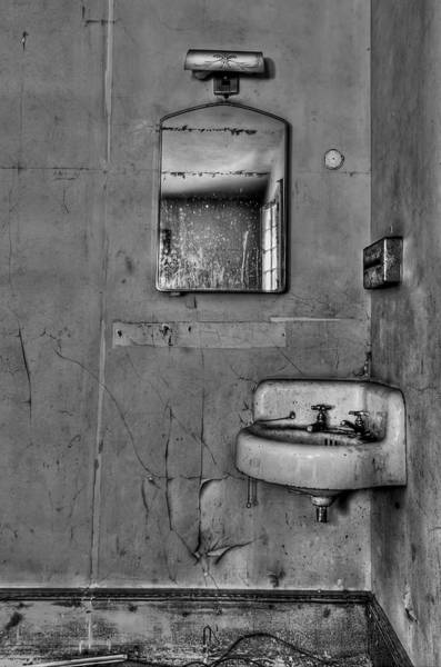 Sink Wall Art - Photograph - Wash Away Your Fears by Evelina Kremsdorf