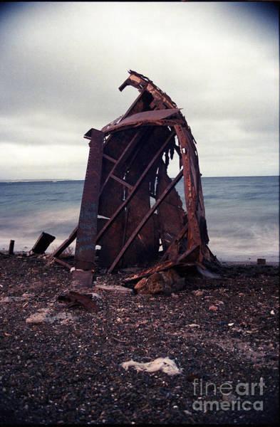 Photograph - Washed Ashore by Balanced Art