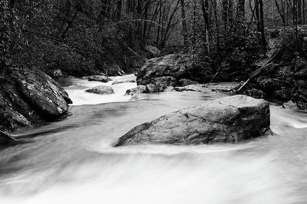 Photograph - Washed Away In Bw by Doug Camara