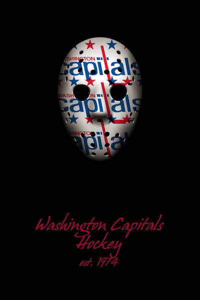 Washington Capitals Photograph - Washington Capitals Established by Joe Hamilton