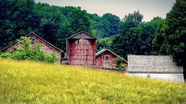 Photograph - Washington County Vignette by Kendall McKernon