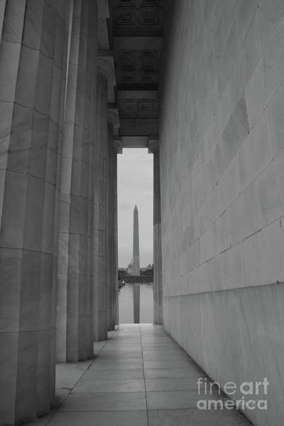 Photograph - Washington Dc by E B Schmidt