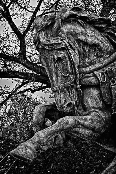 Photograph - Washington Dc Monument Detail No 7 by Val Black Russian Tourchin