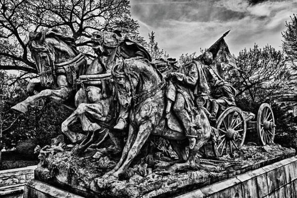 Photograph - Washington Dc Monument No2 by Val Black Russian Tourchin