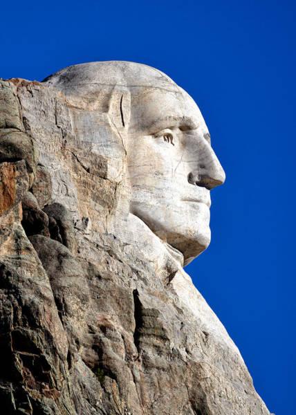 Photograph - Washington Granite by Nicholas Blackwell