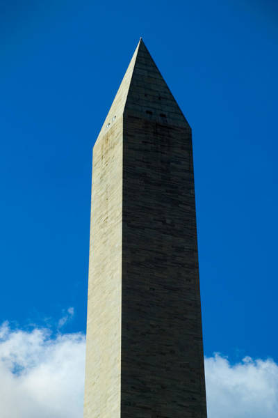 Wall Art - Photograph - Washington Monument 1 by John Gusky
