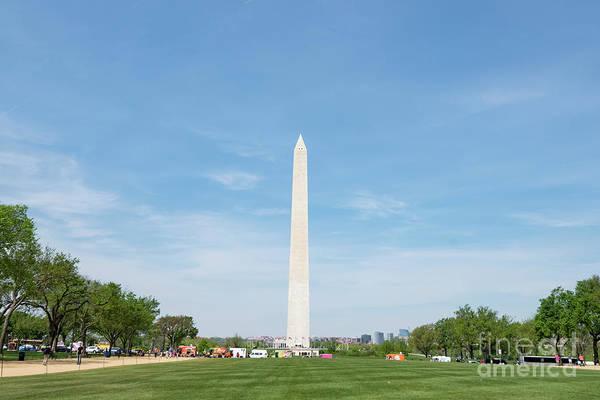 Photograph - Washington Monument by Anthony Baatz