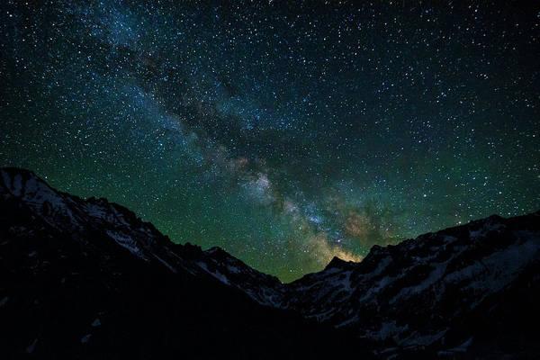 Pnw Wall Art - Photograph - Washington Pass Overlook Milky Way by Pelo Blanco Photo